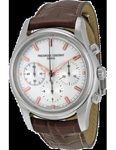 Chic Time | Montre Homme Frédérique Constant 396V6B6 Marron  | Prix : 1,595.00