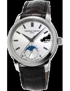 Chic Time | Montre Homme Frédérique Constant Classics 715S4H6 Noir  | Prix : 2,650.00