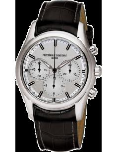 Chic Time | Montre Homme Frédérique Constant 396S6B6 Noir  | Prix : 1,595.00