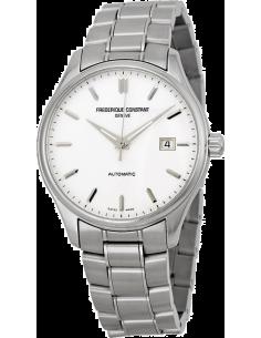 Chic Time | Montre Homme Frédérique Constant Classics 303S5B6B Argent  | Prix : 995,00€