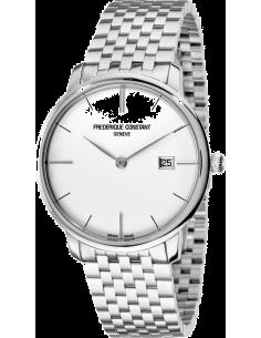 Chic Time   Montre Homme Frédérique Constant Classics 306S4S6B Argent    Prix : 1,990.00