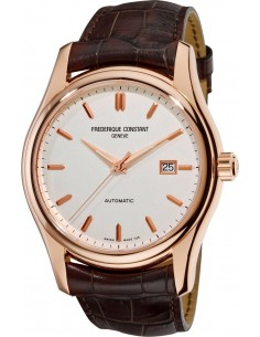 Chic Time | Montre Homme Frédérique Constant 303V6B4 Marron  | Prix : 1,260.00