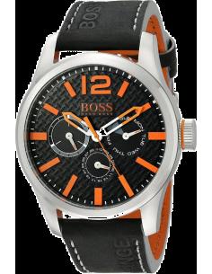 Chic Time | Montre Homme Boss Orange 1513228 Noir  | Prix : 211,65€
