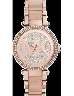 Chic Time | Montre Femme Michael Kors Parker MK6176 Or Rose  | Prix : 299,00€