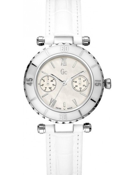 Chic Time | Montre Femme Guess Collection Diver Chic I24001L1  | Prix : 401,99 €