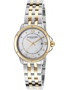 Chic Time | Montre Femme Raymond Weil Tango 5391-STP-00995 Argent  | Prix : 751,20€