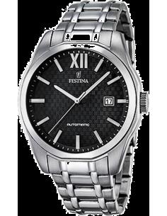 Chic Time | Montre Homme Festina Classic F16884/4 Argent  | Prix : 229,00€