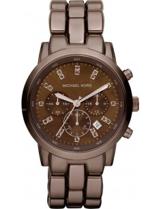 Chic Time | Montre Femme Michael Kors MK5607 Marron  | Prix : 223,20 €
