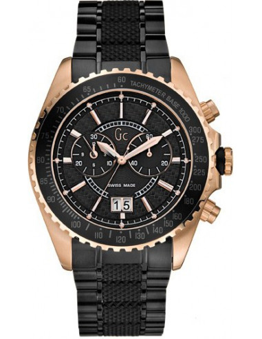 Chic Time | Montre Guess Collection pour Homme I47002G1  | Prix : 499,00 €