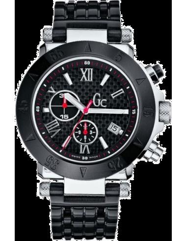 Chic Time | Produits Hors Collection Guess Collection I46500G1 Noir  | Prix : 575,00€