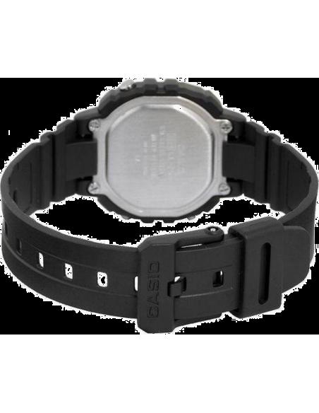 Chic Time | Montre Femme Casio LA-20WH-4AEF Noir  | Prix : 23,90€