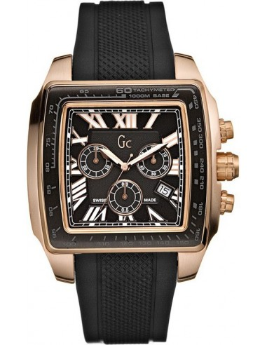 Chic Time | Montre Guess Collection GC Homme I35503G1  | Prix : 565,00€