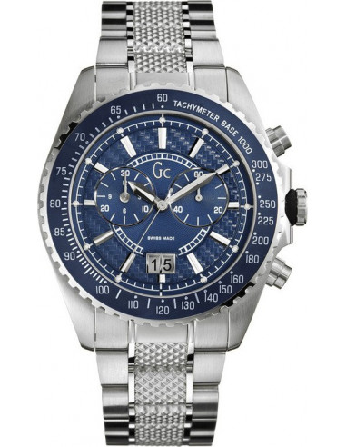 Chic Time | Montre Guess Collection Homme GC I41007G1  | Prix : 349,00 €
