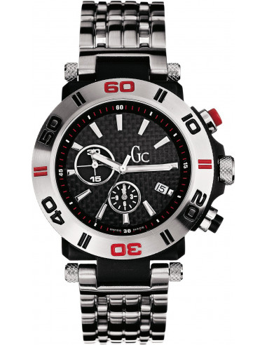 Chic Time | Montre Homme Guess Collection GC I44500G1  | Prix : 389,90€