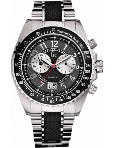 Chic Time | Montre Guess Collection GC Homme I38002G1  | Prix : 299,00 €
