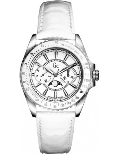 Chic Time | Montre Femme Guess Collection I29006M1 Blanc  | Prix : 489,00€