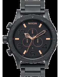 Chic Time | Montre Homme Nixon 51-30 Chrono A083-957 Noir  | Prix : 500,00€