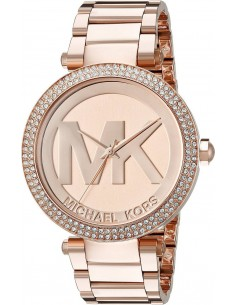 Chic Time | Montre Femme Michael Kors Parker MK5865 Or Rose  | Prix : 211,65 €