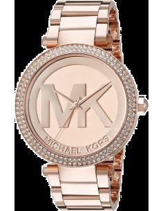 Chic Time | Montre Femme Michael Kors Parker MK5865 Or Rose  | Prix : 139,50€