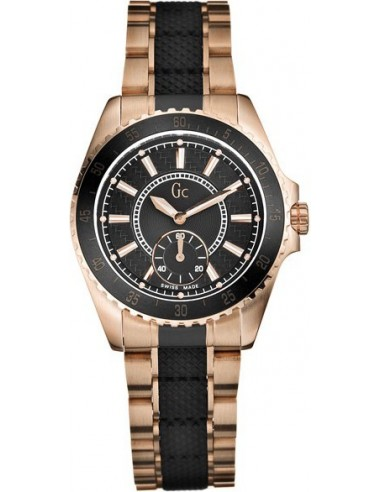 Chic Time | Montre Femme Guess Collection I47001L1 Or Rose  | Prix : 480,49 €