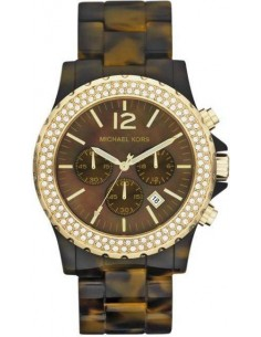 Chic Time | Montre Femme Michael Kors MK5557 Marron  | Prix : 124,50 €