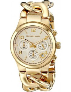 Chic Time | Montre Femme Michael Kors MK3131 Runway Twist  | Prix : 199,20 €
