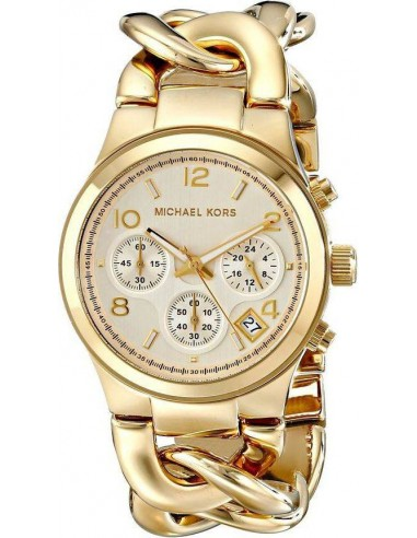 Chic Time | Montre Femme Michael Kors MK3131 Runway Twist  | Prix : 199,20€