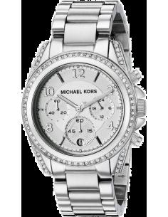 Chic Time | Montre Femme Michael Kors Blair MK5165 Bracelet acier argenté  | Prix : 239,20€