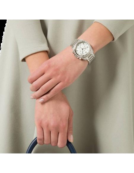 Chic Time | Montre Femme Michael Kors Blair MK5165 Bracelet acier argenté  | Prix : 224,10€