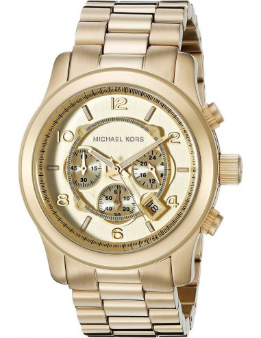 Montre Mixte Michael Kors MK8077 Goldtone