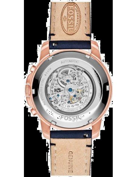 Chic Time   Montre Homme Fossil Grant ME3029 Bleu    Prix : 249,00€