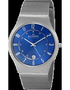 Chic Time | Montre Homme Skagen Grenen 233XLTTN Bracelet en titane  | Prix : 119,25€