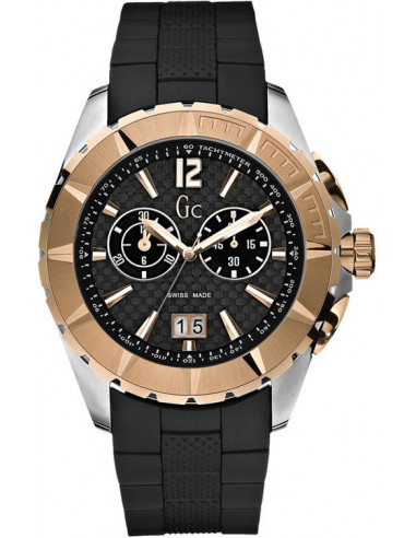 Chic Time | Montre Homme Guess Collection GC 40500G1  | Prix : 445,00€