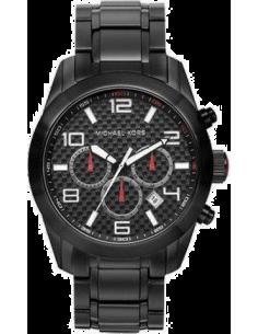 Chic Time | Montre Homme Michael Kors MK8219 Dash Cadran à motifs  | Prix : 179,40€
