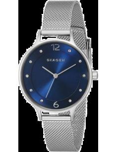 Chic Time | Montre Femme Skagen Anita SKW2307 Bracelet maille milanaise argentée  | Prix : 172,43€