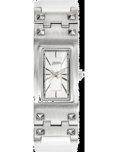 Chic Time | Montre Femme Jean Paul Gaultier 8503102 Blanc  | Prix : 159,00€
