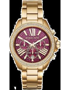 Chic Time | Montre Femme Michael Kors Wren MK6290 Or  | Prix : 169,99€