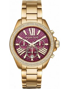 Chic Time | Montre Femme Michael Kors Wren MK6290 Or  | Prix : 169,99 €