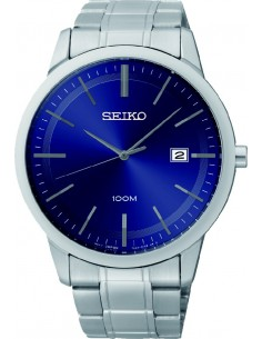Chic Time | Montre Homme Seiko SGEH15P1 Argent  | Prix : 119,20€