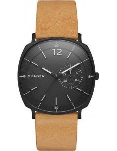 Chic Time | Montre Homme Skagen Rungsted SKW6257 Marron  | Prix : 199,00€