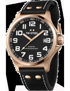 Chic Time | Montre Homme TW Steel Pilot TW416 Noir  | Prix : 349,00€