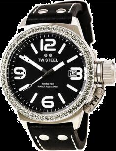 Chic Time | Montre Femme TW Steel Canteen STW37 Noir - Prix : 229,00 €