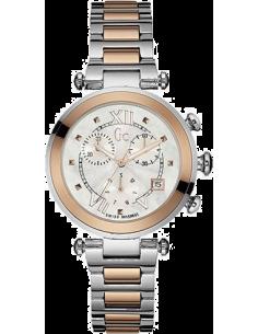 Chic Time | Montre Femme Guess Collection Y05002M1 Argent  | Prix : 644,25€