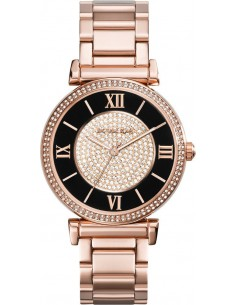Chic Time | Montre Femme Michael Kors MK3339 Or Rose  | Prix : 199,20 €