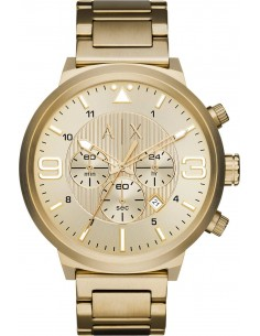 Chic Time | Montre Homme Armani Exchange AX1368 Or  | Prix : 196,00€