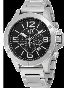 Chic Time | Montre Homme Armani Exchange AX1501 Argent  | Prix : 325,00€