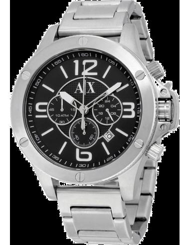 Chic Time   Montre Homme Armani Exchange AX1501 Argent    Prix : 325,00€