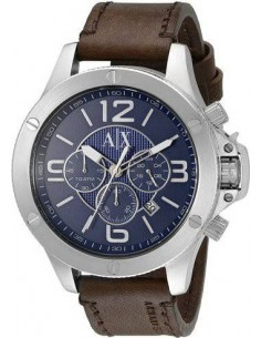 Chic Time | Montre Homme Armani Exchange AX1505 Marron  | Prix : 360,00 €