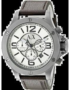 Chic Time   Montre Homme Armani Exchange AX1519 Marron    Prix : 229,00€