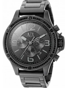 Chic Time   Montre Homme Armani Exchange AX1520 Noir    Prix : 269,00€